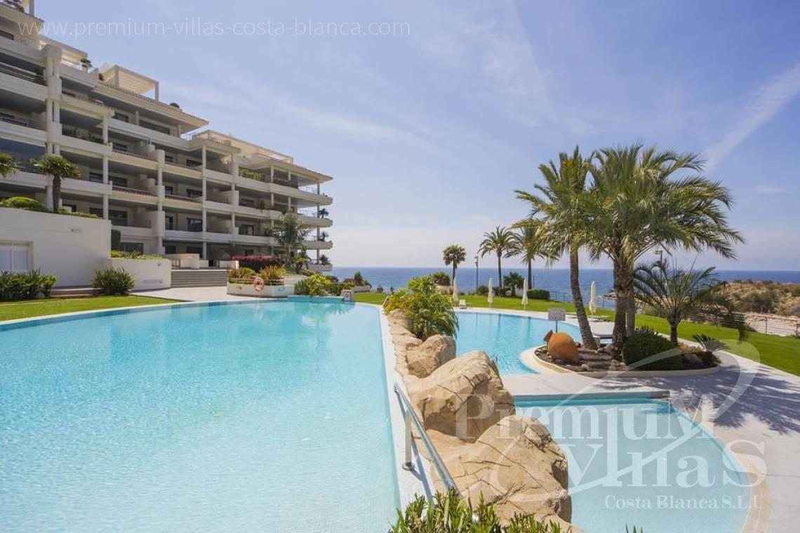 Apartment Mascarat Beach for sale - AC0230 - Luxury resort in Altea at the Costa Blanca infront the beach 1