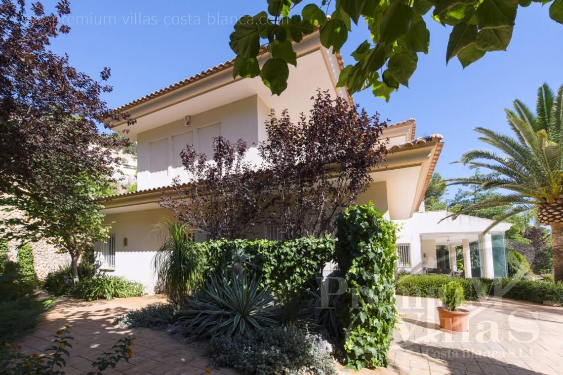- C1265 - Villa with sea views for sale in Altea 11
