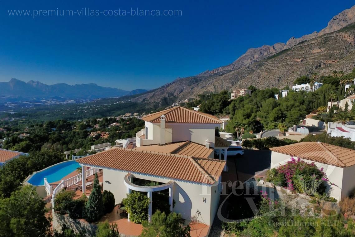 Buy villa built with Ytong in Altea - C2251 - Luxury villa in prime location in Altea 24