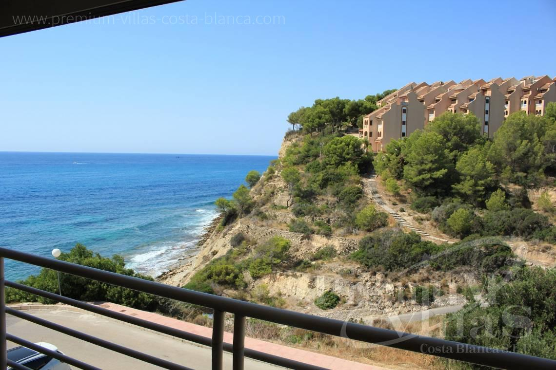Front line apartment Calpe Costa Blanca - A0522 - Apartment on the seafront in Calpe  13