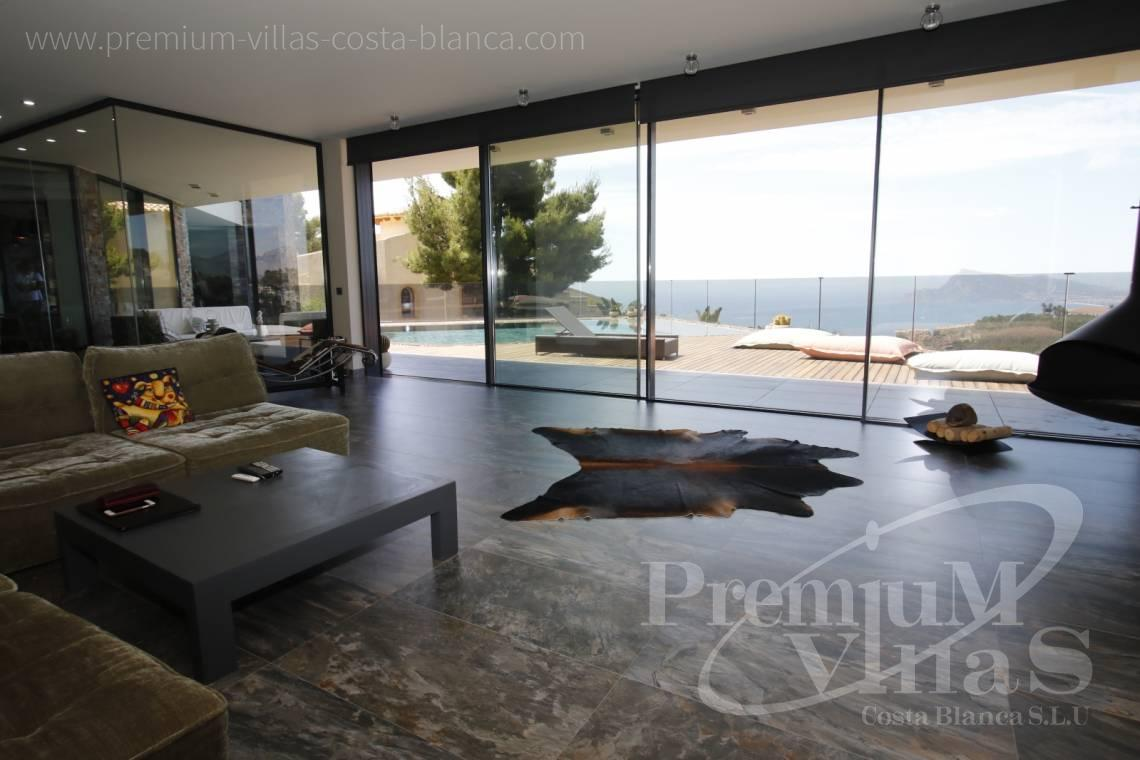 - C2173 - Ultra-modern villa in Altea Hills with elevator, spa and stunning sea views. 12