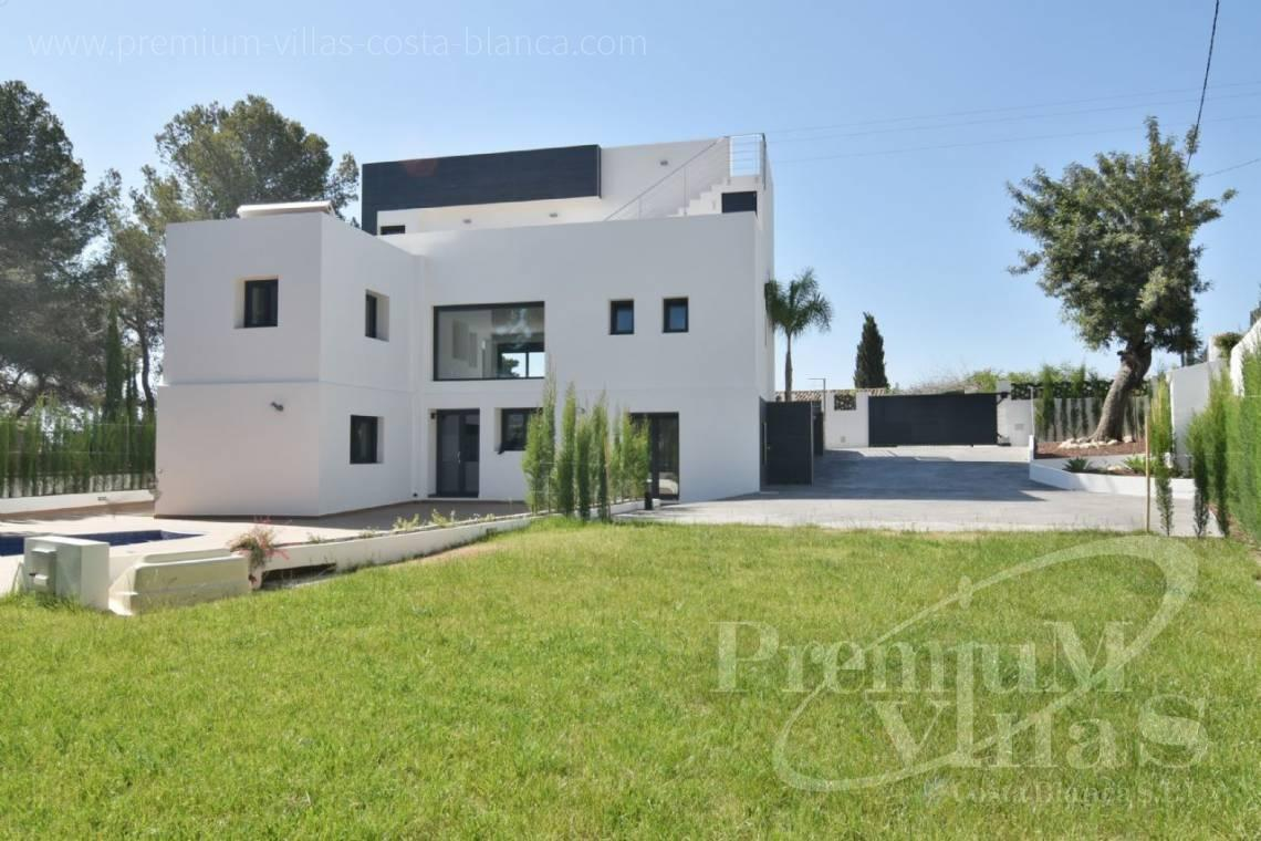 - C2168 - Modern villa in Benissa, 500m from the beach  1