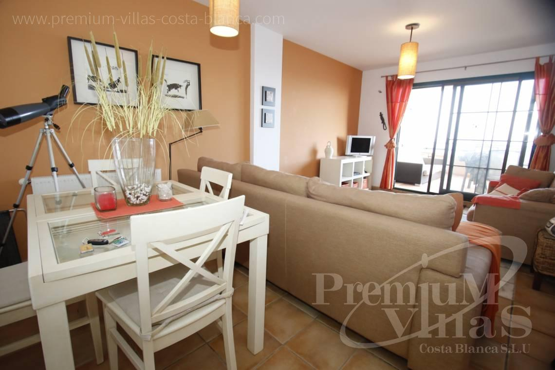 - A0584 - Apartment at the see front, close to all amenities in Altea 13
