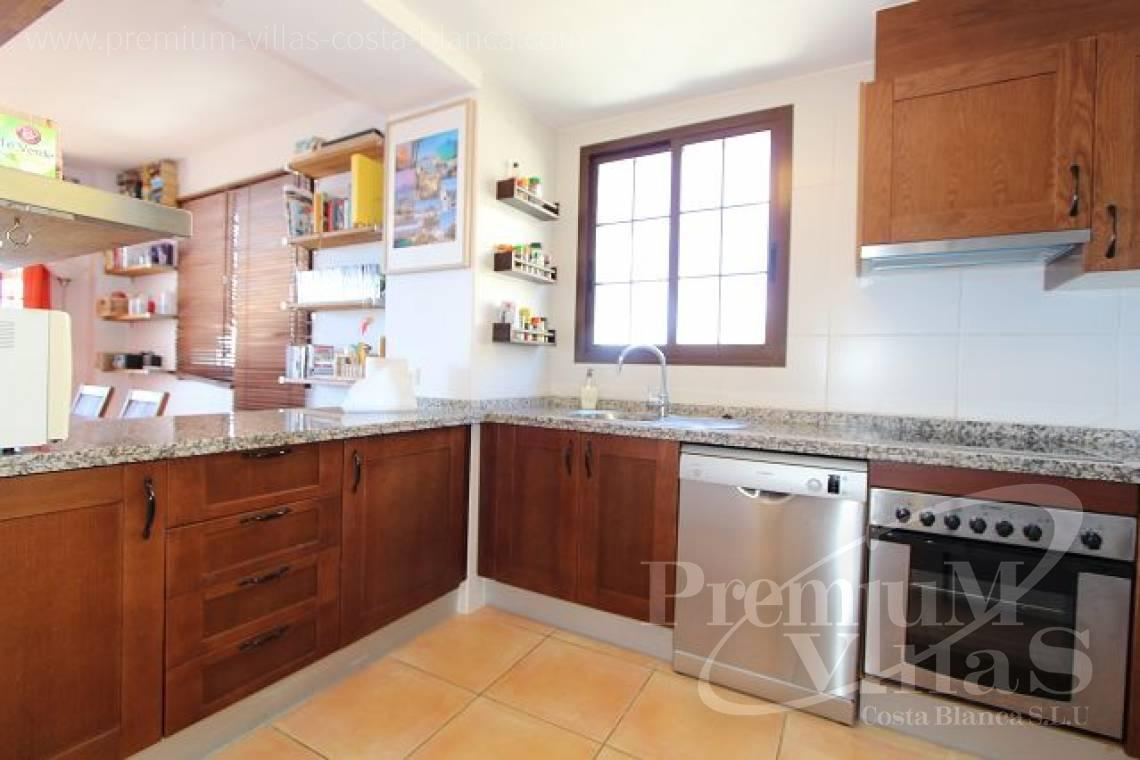 - C1781 - Cozy corner townhouse with nice terraces, fantastic sea views in Altea Hills! 12