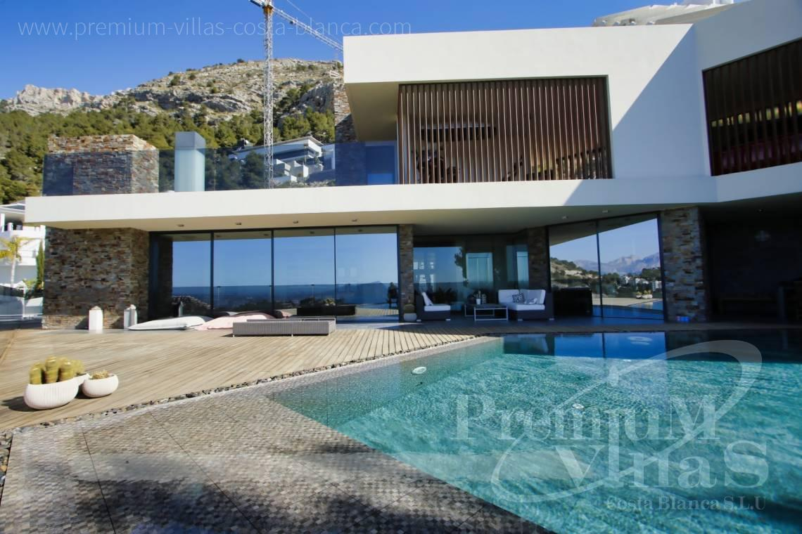 - C2173 - Ultra-modern villa in Altea Hills with elevator, spa and stunning sea views. 30