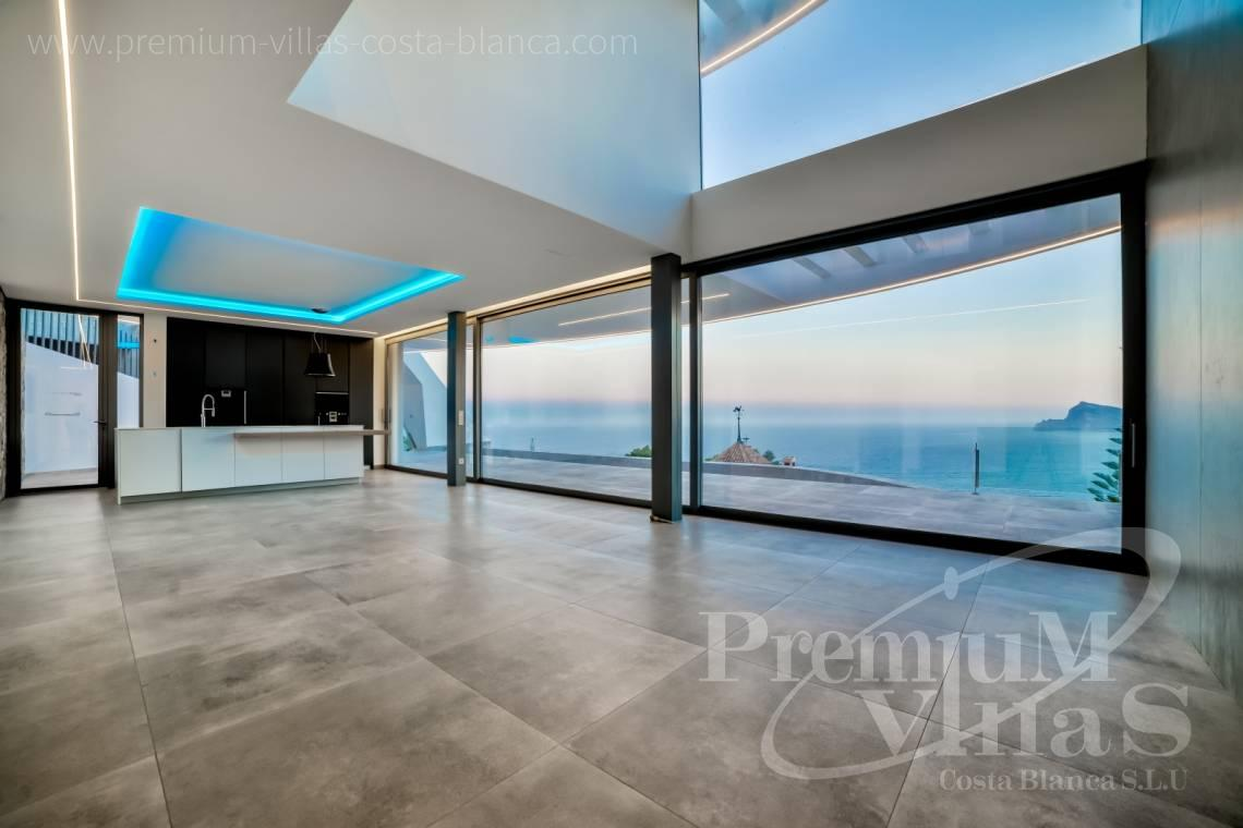 Modern 4 bedroom villa in Altea Hills Costa Blanca - C1915 - Brand new luxury villa in Altea Hills with fantastic sea views! 11