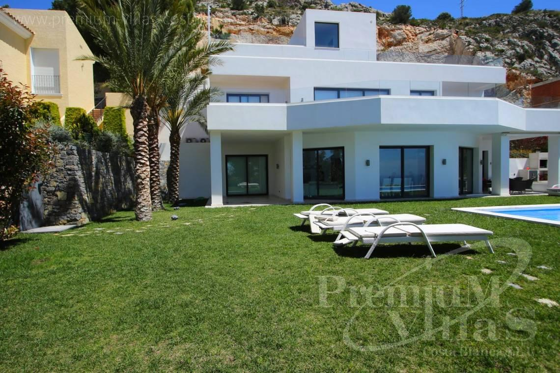 Villas with guest apartment in Altea Hills Costablanca - C2048 - Modern villa for sale with panoramic sea views in Altea Hills 29