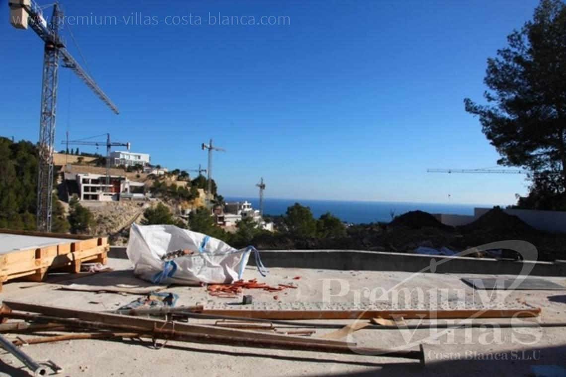 Buy a luxury villa with sea views in Benissa Costa Blanca - C2000 - Modern luxury villa in Benissa for sale with stunning sea view 6