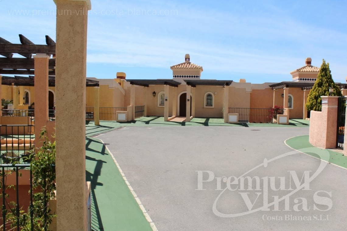 - C2086 - Cosy townhouse with wonderful sea views in the Sierra of Altea 3