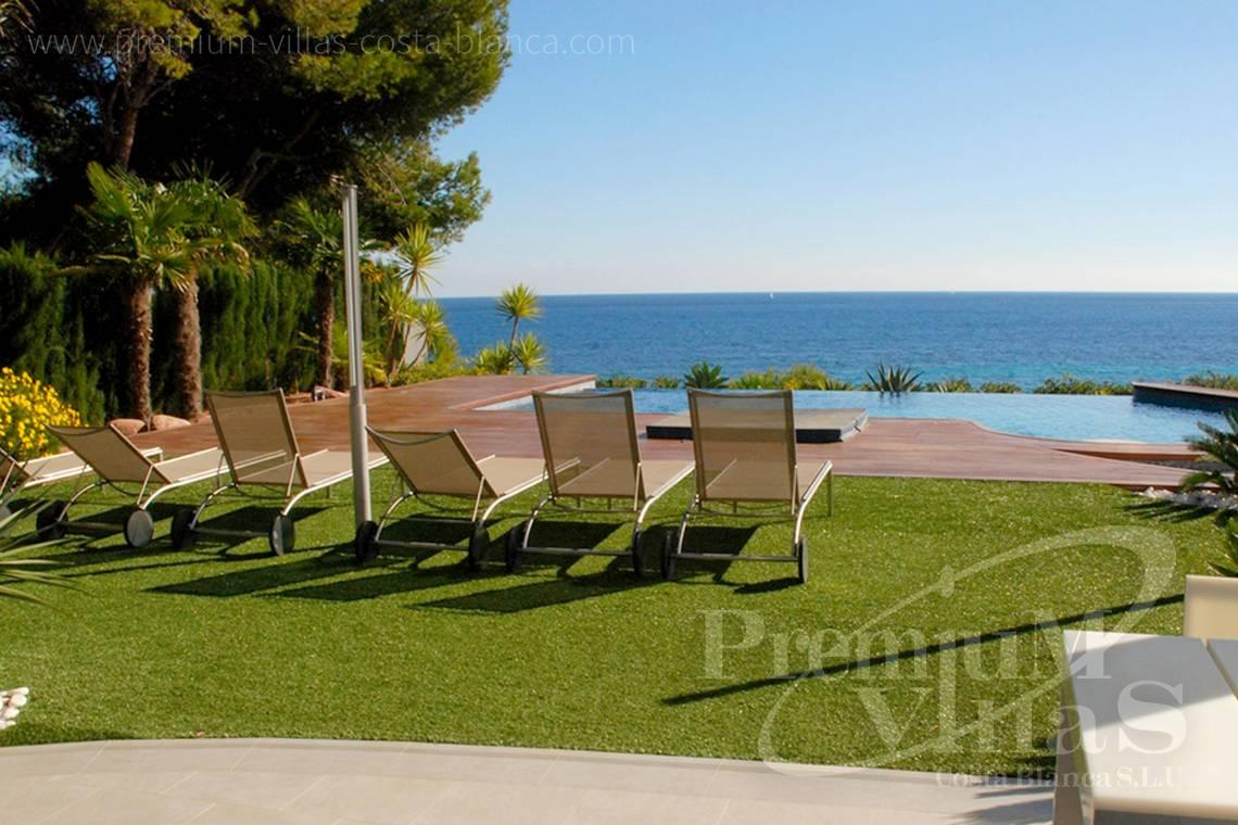 Buy villas houses sea view Calpe Costa Blanca - CC2340 - Luxury frontline villa in Calpe 30