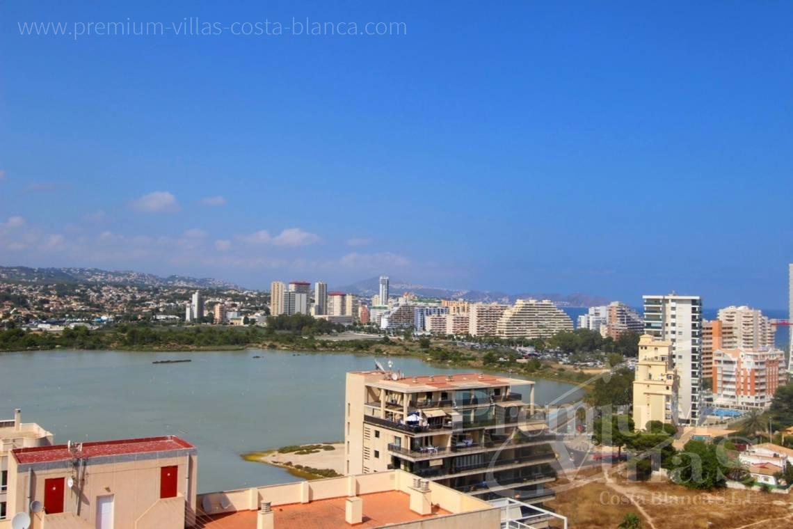 buy property Calpe Costa Blanca Spain - A0575 - Apartment in front of the sea with spectacular views of Ifach Rock. 4