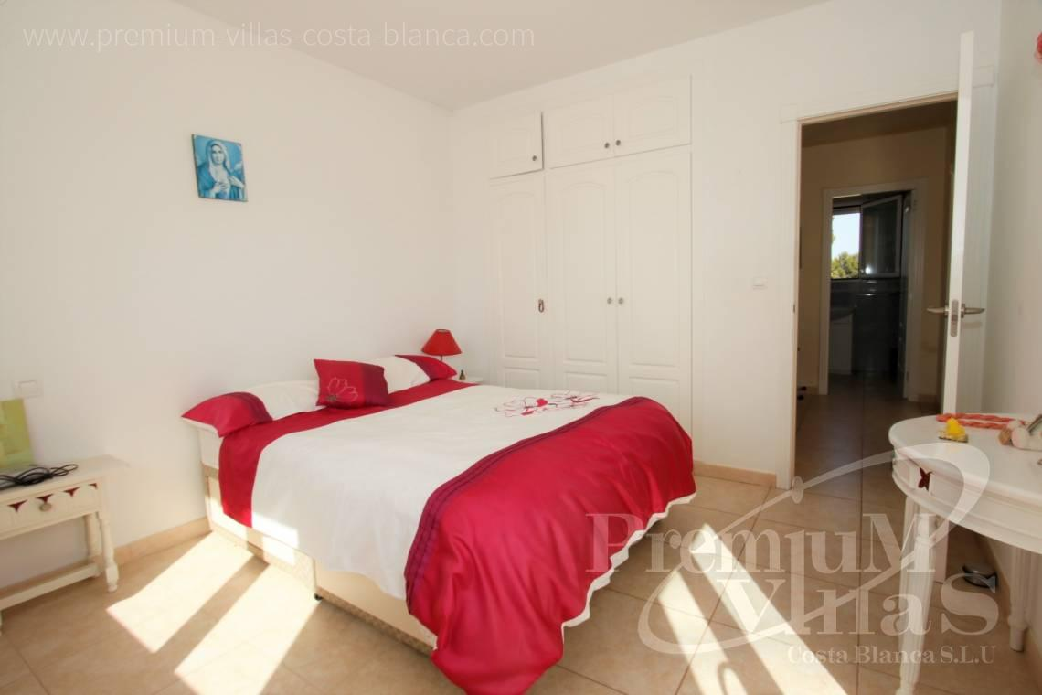 - C2183 - Villa in central urbanization of Calpe close to the beaches and all amenities 19