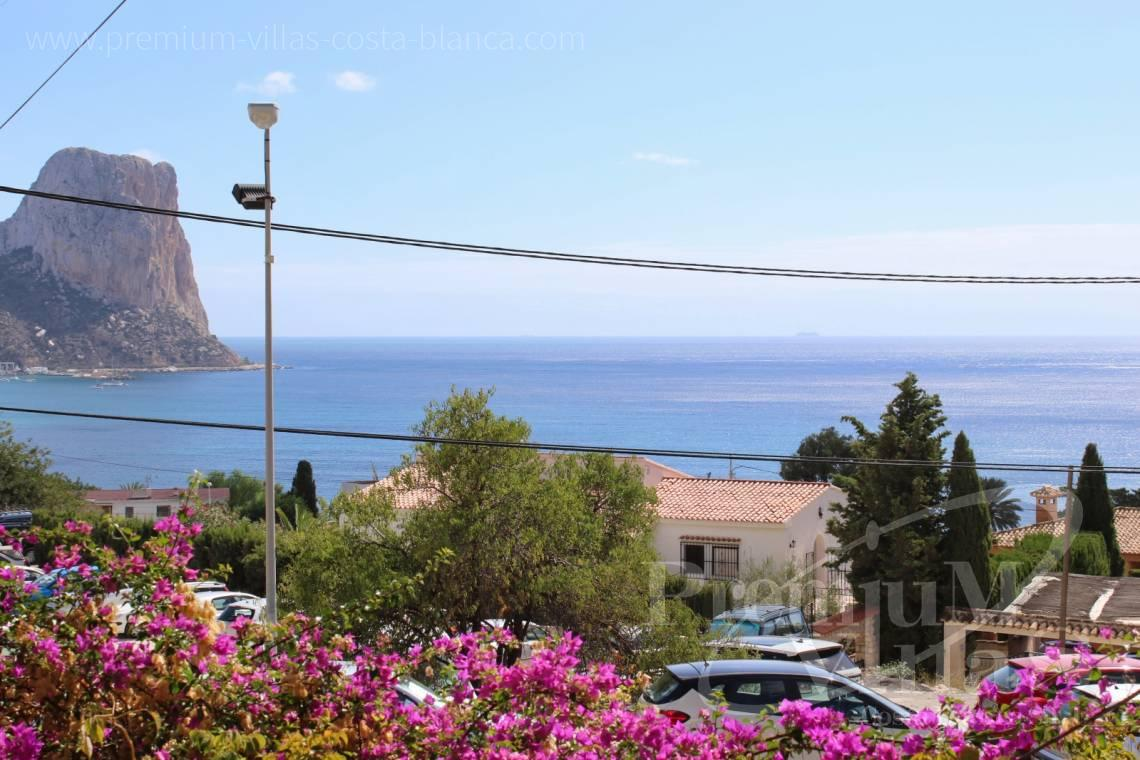 House villa for sale Calpe Costa Blanca - C2222 - Villa in the centre of Calpe, 200m from the beach 2