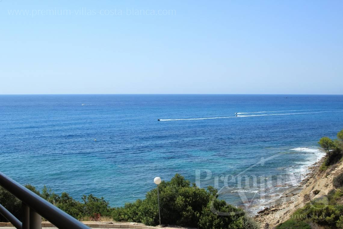 Front line apartment Calpe Costa Blanca - A0522 - Apartment on the seafront in Calpe  1