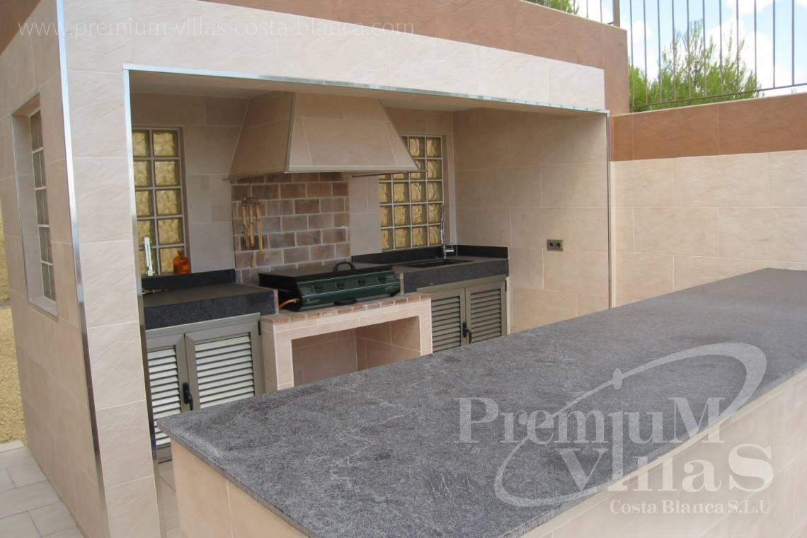 Villa house with outdoor kitchen for sale in Benissa - C1506 - Mansion in a top location with separate guest house in Benissa 18