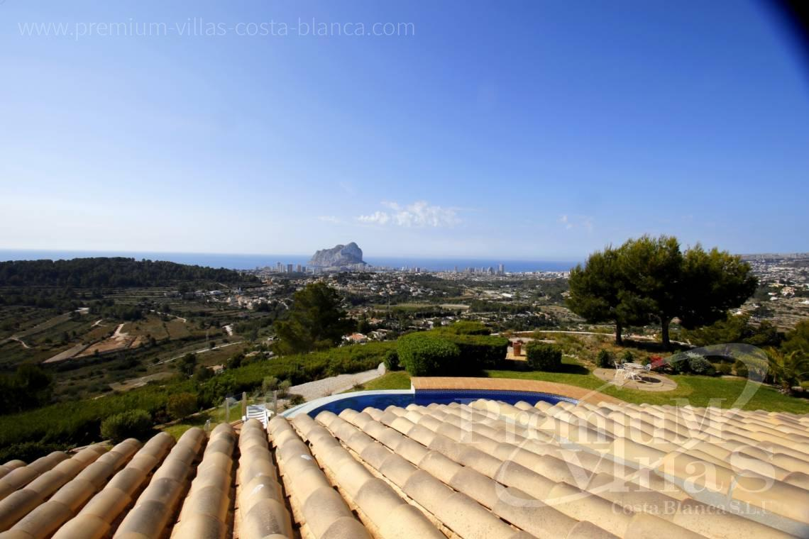 - C2174 - Luxury mansion on 3 levels with elevator and sea views in Calpe 20