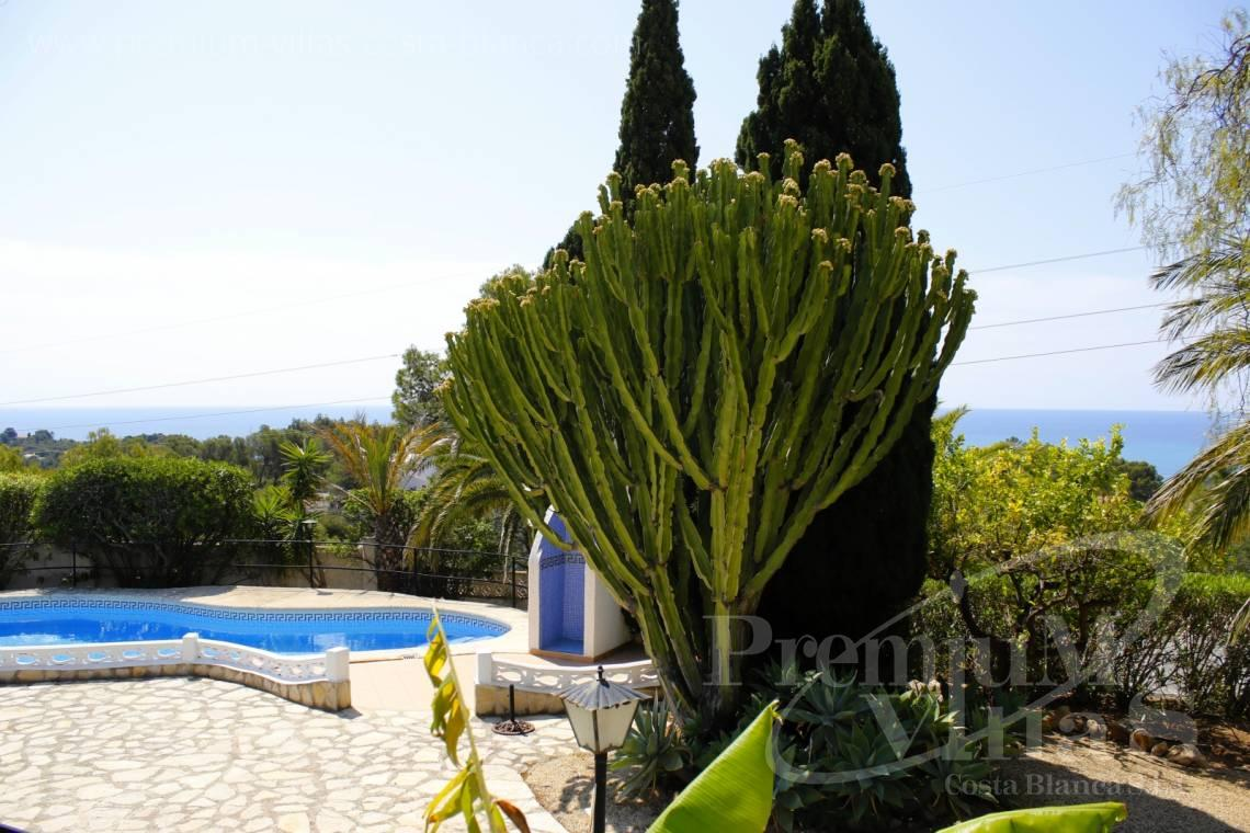 - C2162 - Villa in Altea with guest apartment and sea views 3