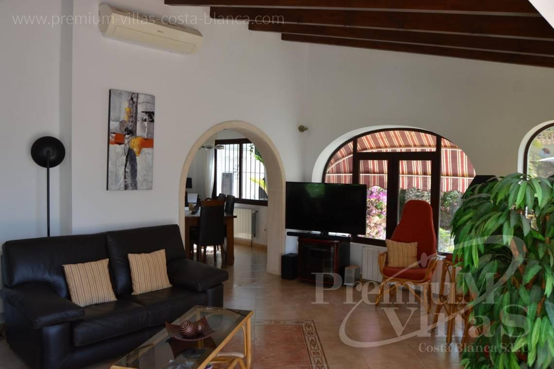 - C2135 - House in Benissa near the golf course Ifach and Cala Baladrar 7