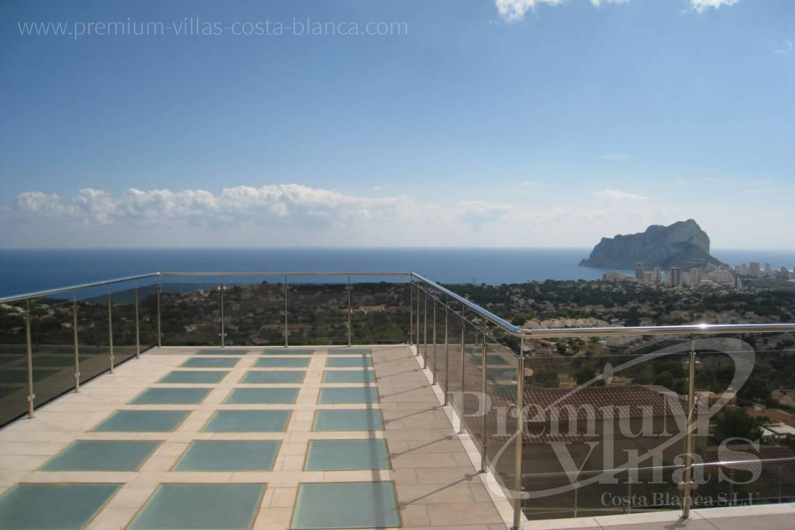 Buy villas houses sea view in Benissa Costa Blanca - C1506 - Mansion in a top location with separate guest house in Benissa 17