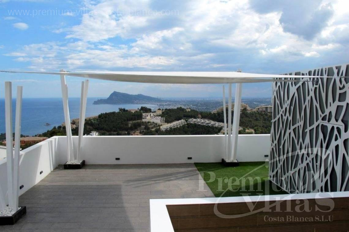 Villas for sale with sea views in Altea - C1855 - Luxury villa in Altea Hills with stunning sea views and two pools 6