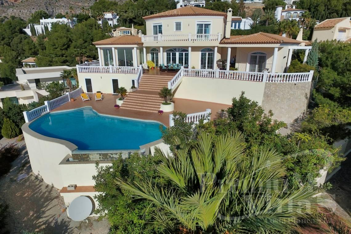 Luxury villa for sale in Altea on the Costa Blanca - C2251 - Luxury villa in prime location in Altea 28
