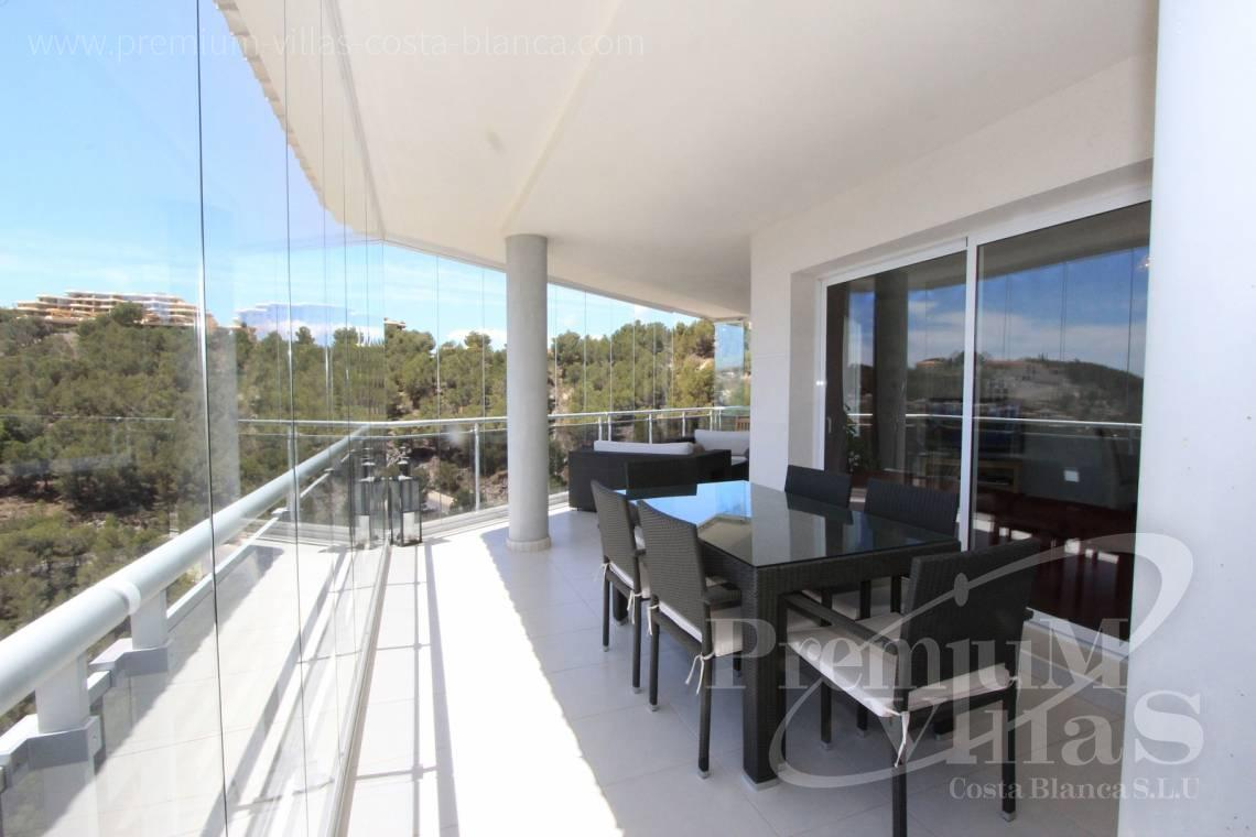 Buy apartment duplex penthouse in Altea Hills Costa Blanca - A0523 - Luxury penthouse in Altea Hills with stunning sea views 2