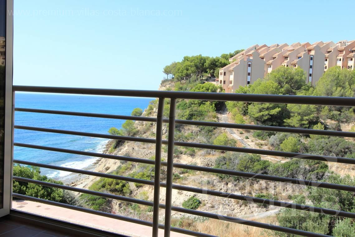 - A0522 - Apartment on the seafront in Calpe  3