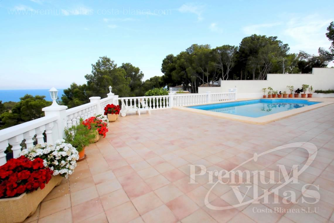 5 bedrooms Villa House for sale with sea views in Altea - C1721 - Colonial style villa in Altea with lovely sea views 30