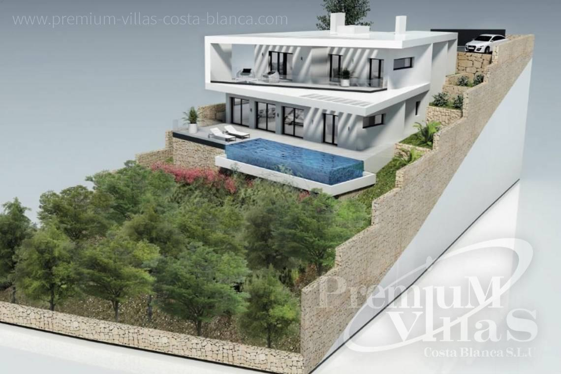 - C2149 - Modern villa in Altea Hills with stunning sea and bay views 7