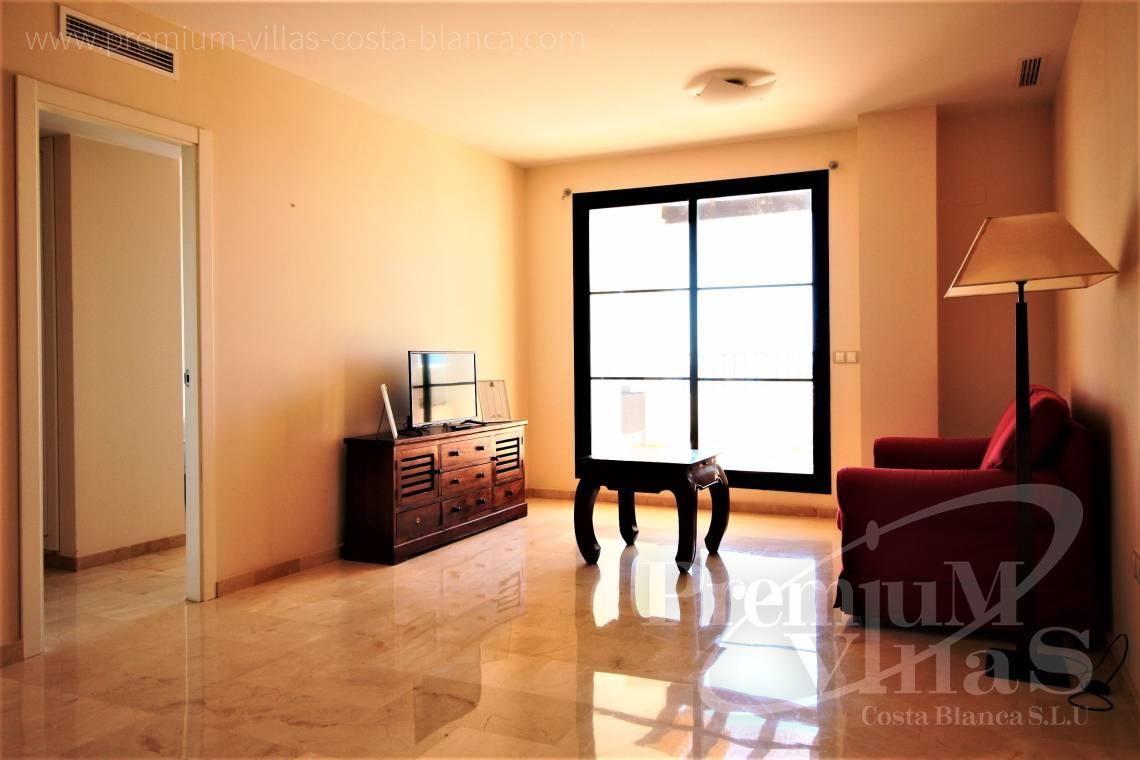 - A0629 - 1 bedroom apartments with sea views in Finestrat 5