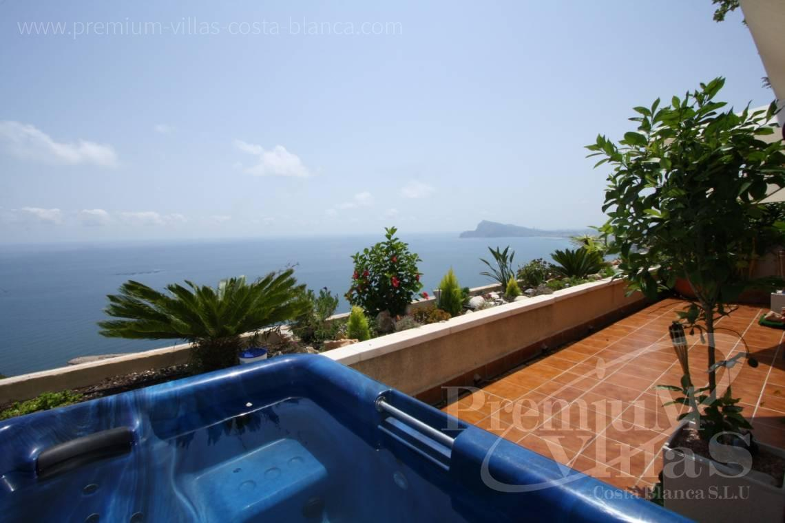 Penthouse apartment sea views Altea Costablanca - A0220 - Nice apartment in Las Terrazas, Altea Hills 26