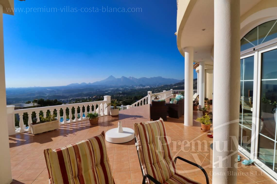 - C2251 - Luxury villa in prime location in Altea 23