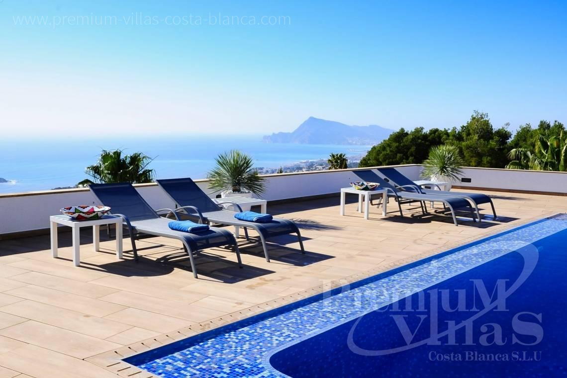 - C2316 - Modern luxury villa with sea views in Altea 2