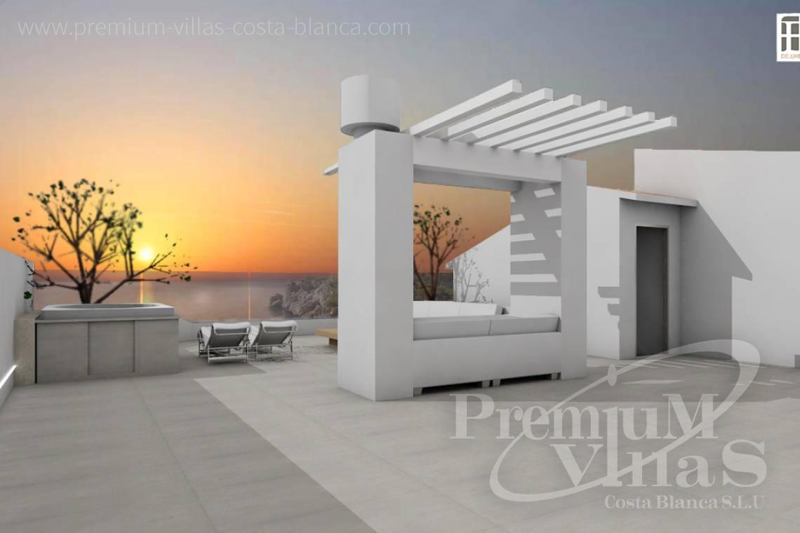 - A0585 - Penthouse with 4 bedrooms, completely renovated with spectacular terrace and stunning sea views 3