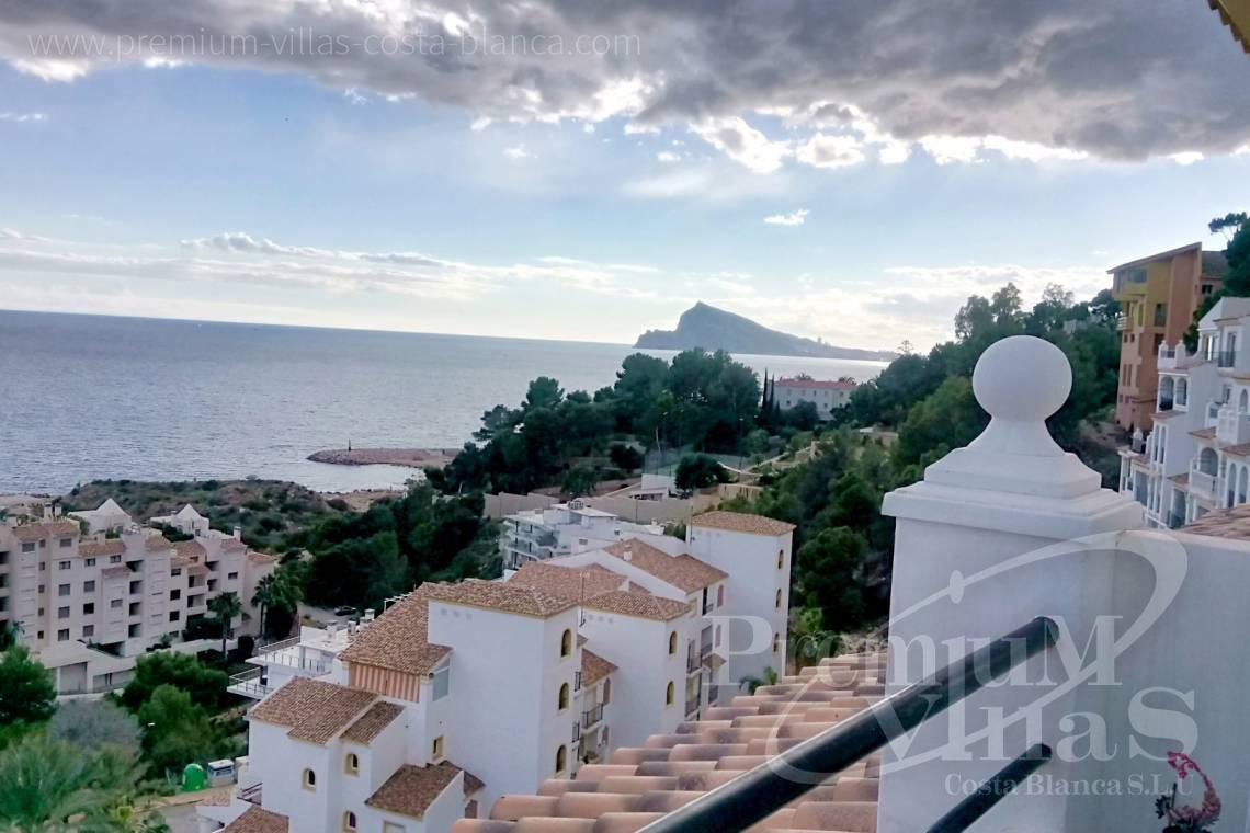 Buy apartment near the beach in Altea Costa Blanca - A0618 - Penthouse in the urbanization Altea Dorada in Mascarat 19