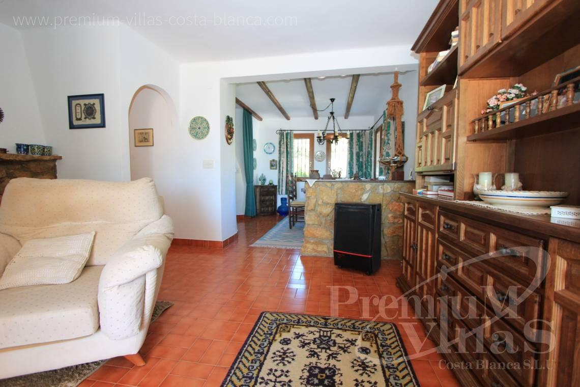 - C1953 - For sale: House with stunning sea views in Calpe 9