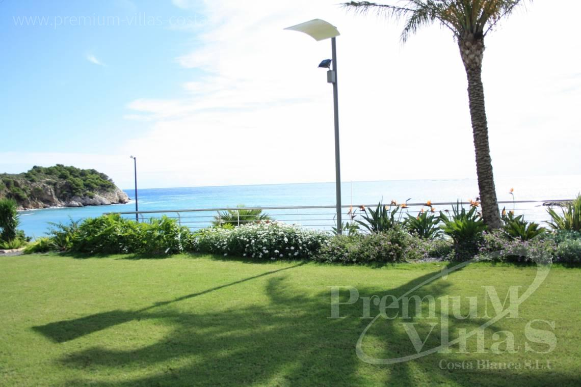 Buy modern apartment sea front Altea Costa Blanca - A0606 - Seafront apartment in residential Mascarat Beach 28