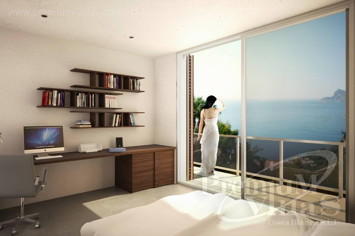 - C1912 - Under constructruction: Modern villa in Altea Hills with great views to the sea! 7
