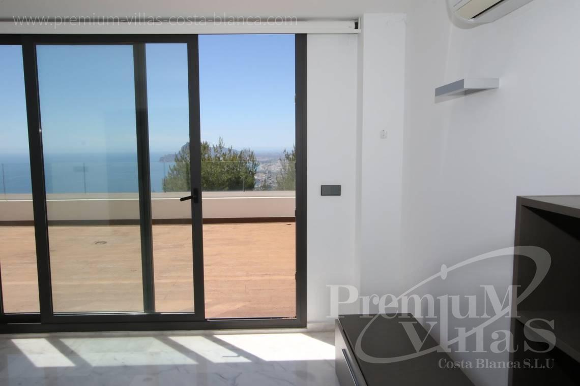 - C2048 - Modern villa for sale with panoramic sea views in Altea Hills 23