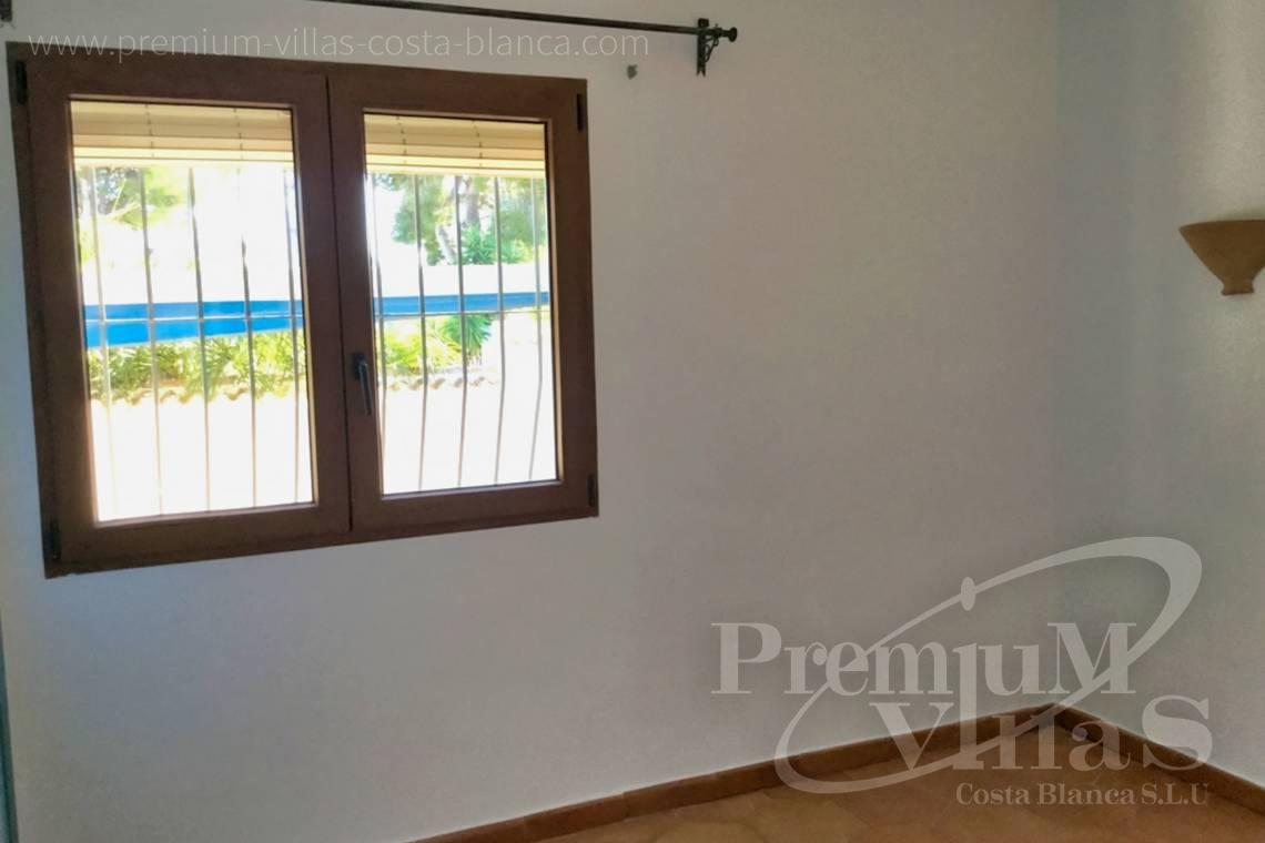 - CC2307 - Mediterranean house with sea views in Benissa Costa 14