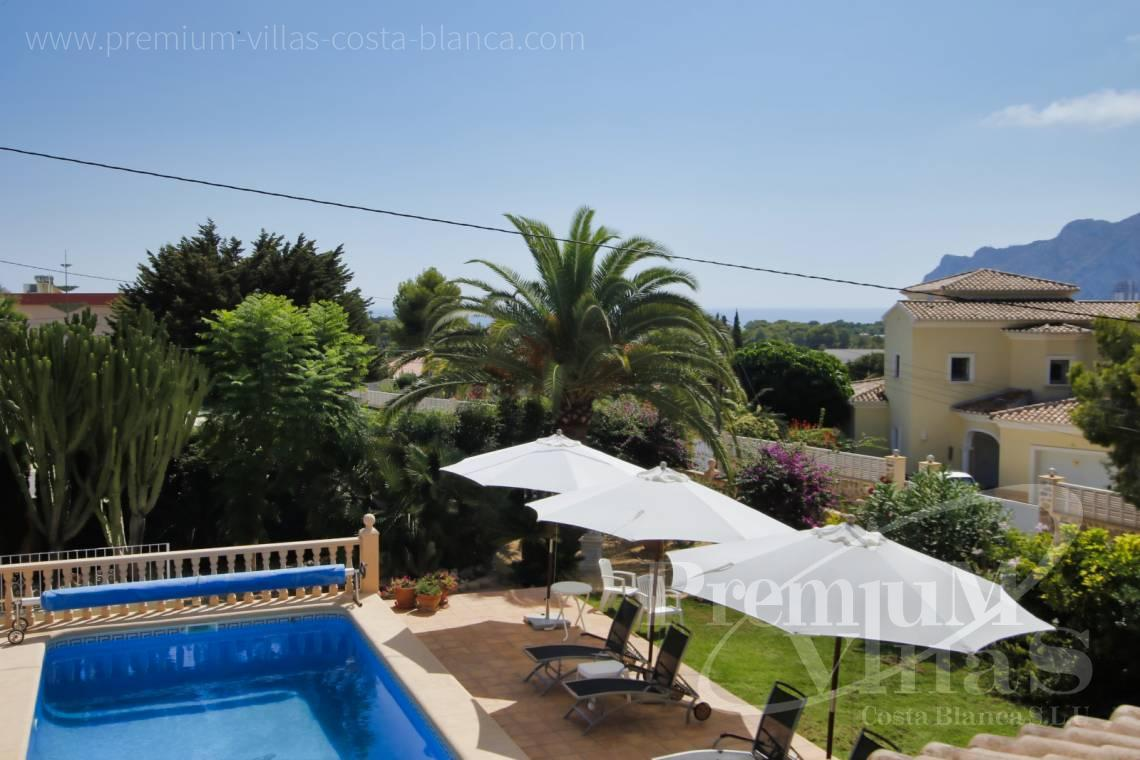House in Calpe close to the sea  - C2221 - Mediterranean villa in quiet urbanization of Calpe just 1.5 km from the sea 2