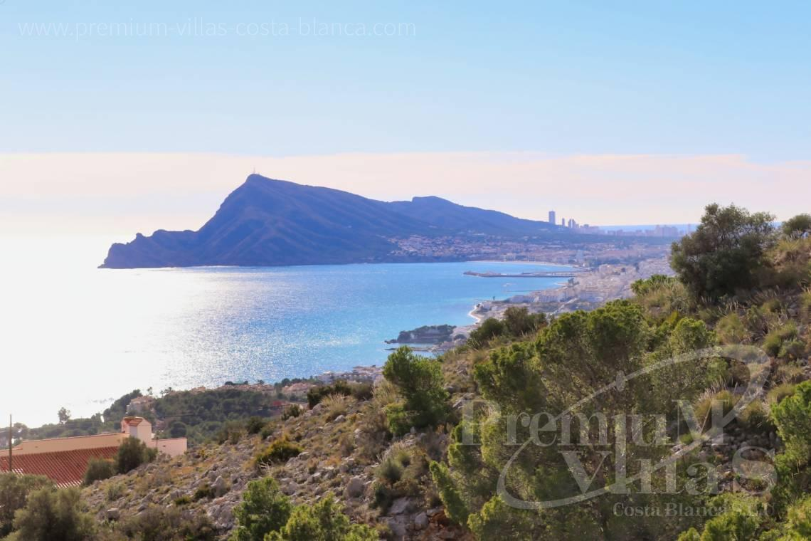 Apartments with sea views in Altea Costablanca - A0612 - Modern apartment in residential Mare Nostrum, Altea 2