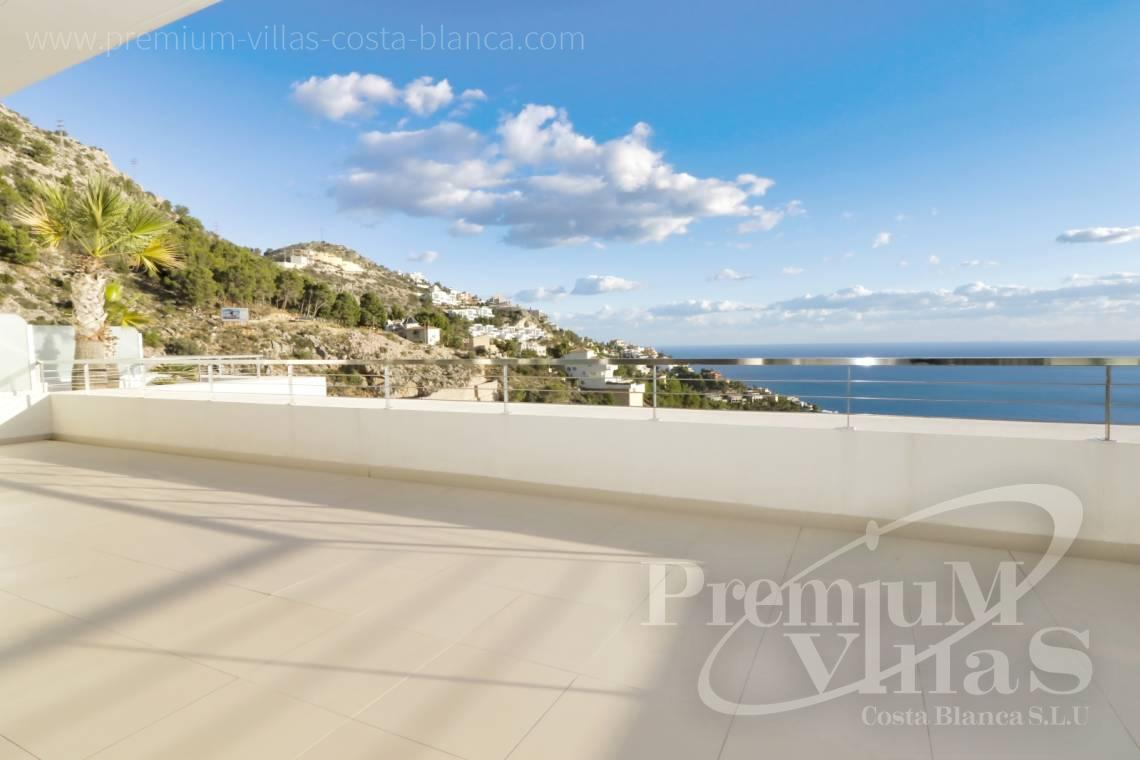 Apartment for sale with large terrace in residential Bahía 2 Altea Hills - A0604 - Luxury apartment in Altea Hills residential Bahia 2 19