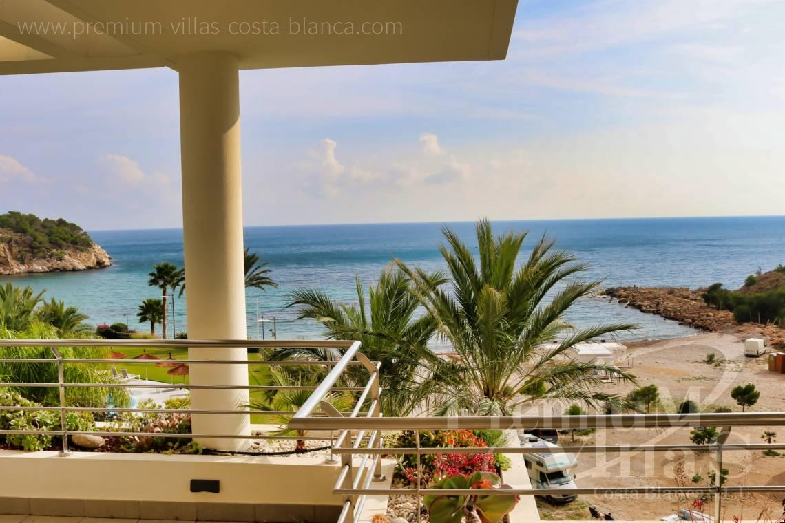 Penthouse apartment sea views Altea Costablanca - A0610 - Beach apartment in residential Mascarat Beach 18