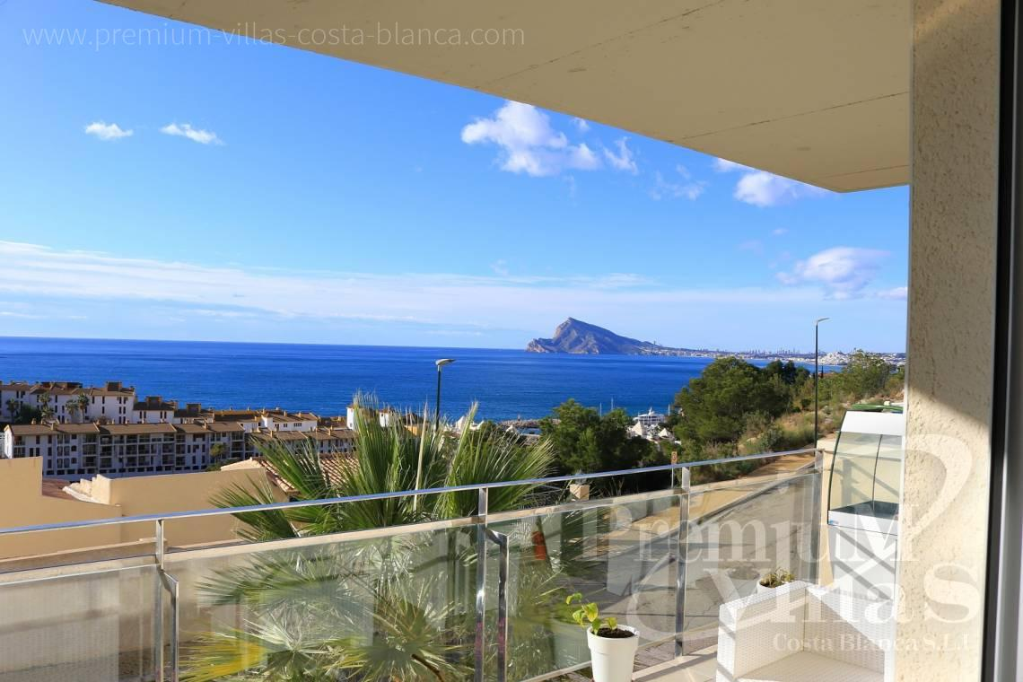 - A0668 - Modern apartment in Altea Mascarat with fantastic sea views 2