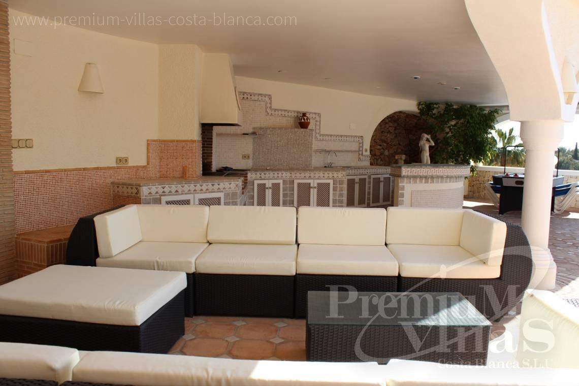 - C1495 - Luxury villa close the sea with a guest accomodation in Benissa 8