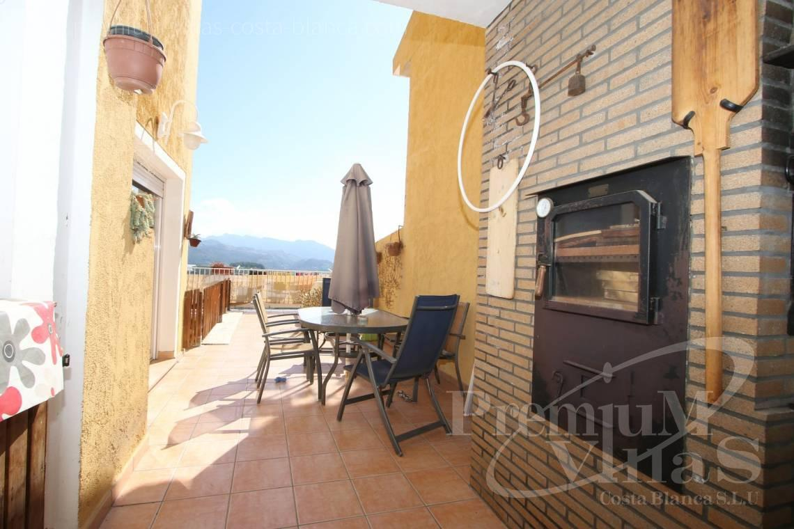 - C2062 - Lovely house with wonderful views and pool in Callosa 15