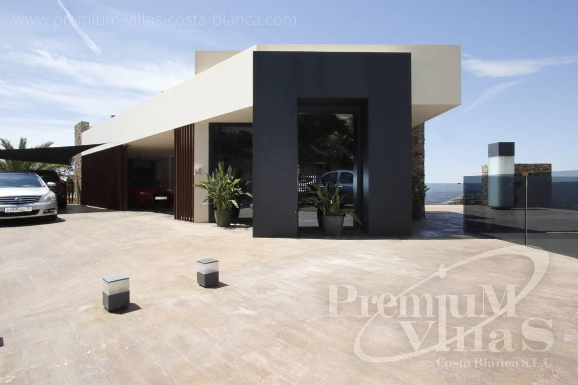 - C2173 - Ultra-modern villa in Altea Hills with elevator, spa and stunning sea views. 6