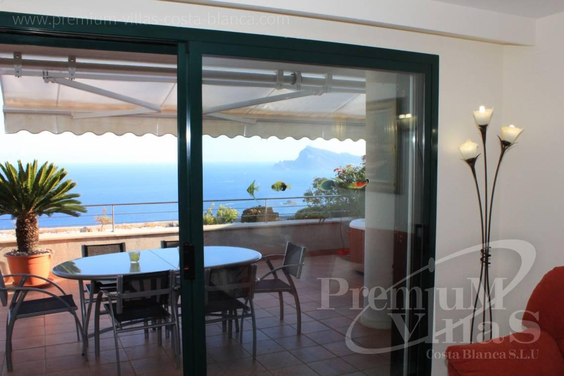- A0563 - Opportunity! Penthouse in Altea Hills with 100m² terraces and a perfect sea view 4
