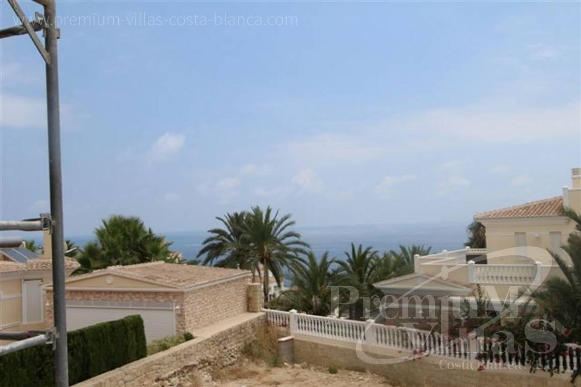 - C2119 - Spectacular villa of 6 bedrooms at 200 meters from the sea in Calpe 12